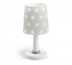 Dalber Lampe de Table Stars - Glow In The Dark Gris