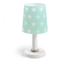 Dalber Lampe de Table Stars - Glow In The Dark Vert
