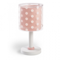 Dalber Lampe de Table Dots Coral