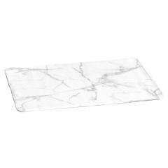 Tapis de Bain 45 x 75 cm White Marble
