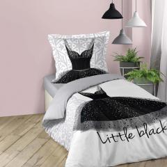 Housse de Couette Little Black Dress 140 cm x 200 cm