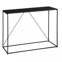 Eazy Living Table Console Benjamin Noir