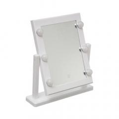 Eazy Living Miroir de Maquillage LED Elita Blanc