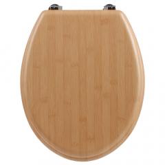 Eazy Living Toiletbril Adele Bamboe