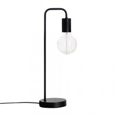 Eazy Living Lampe de Table Casper Noir
