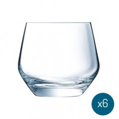 Eclat Tumbler Glas Ultime 35 cl 6 Stuks