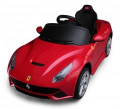 Ferrari F12 Berlinetta Voiture Électrique Pour Enfants 6 V Rouge