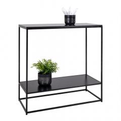 House Collection Table Console Dina Noir