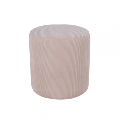 House Collection Pouf Ø 34 cm Norell Sand