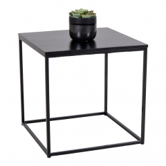 House Collection Table Gigogne Dina Noir