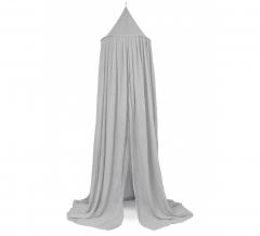 Jollein Klamboe Vintage 245 cm Grey