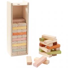 Kid'S Concept Blocs En Bois Avec Boîte