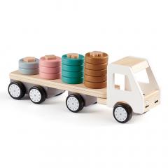 Kid'S Concept Tour D'Empilage Truck Aiden
