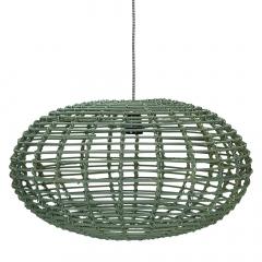 Kidsdepot Lampe Suspension Pumpkin Seagreen