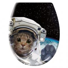 Kleine Wolke Wc-bril Cosmo Cat