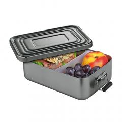 Küchenprofi Lunchbox Aluminium Anthracite