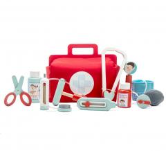 Le Toy Van Jouet Coffre Docteur Pour Enfants