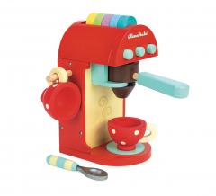 Le Toy Van Jouet Machine À Café En Bois