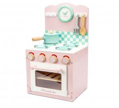 Le Toy Van Cuisine Pour Enfant En Bois Honeybake Rose