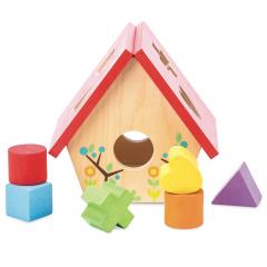 Le Toy Van Vormenstoof Vogelhuisje