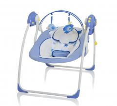 Little World Baby Swing Dreamday Blauw