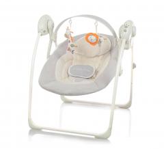 Little World Baby Swing Dreamday Grijs
