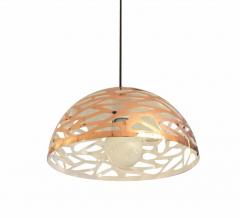 Lumenzy Hanglamp Bing Rose Gold
