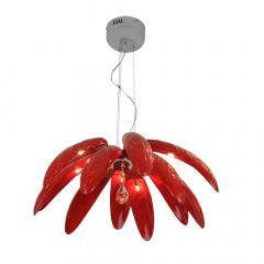 Lumenzy Hanglamp Pepper Rood