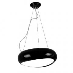 Lumenzy Suspension Zen Noir Ø 50 Cm
