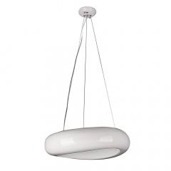 Lumenzy Hanglamp Zen Wit Ø 50 cm
