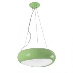 Lumenzy Hanglamp Zen Groen Ø 40 cm