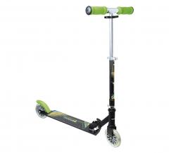 Muuwmi Scooter Vanaf 5 Jaar Neon 125 mm Lichtgevende Wielen