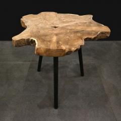 MyHome Table Gigogne Olive Ø 55 cm