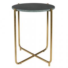 Nesthaus Table Gigogne Ø 44,5 cm Simon Vert