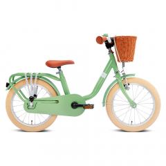 Puky Vélo Enfant À Partir De 4 Ans Steel Classic 16 Retro Vert
