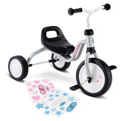 Puky Tricycle 1,5 - 3 Ans Fitsch Gris