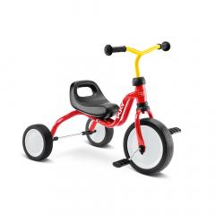 Puky Tricycle à partir de 1,5 Ans Fitsch New Rouge