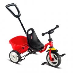 Puky Tricycle à partir de 2 Ans Ceety Rouge