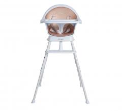 Quax Kinderstoel Ultimo 3 Meegroeistoel - White