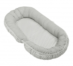 Quax Babynest Cozy Nest + Junior Sleepy-C Grijs