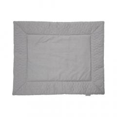 Quax Speelmat & Boxkleed Sweet Gray - 73 cm x 93 cm