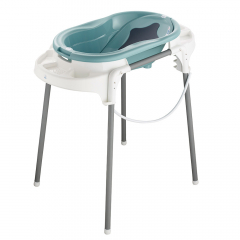 Rotho Babydesign Baignoire Bébé avec Support Top Lagoon
