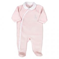 Sophie La Girafe Babypyjama Girl 3 Maanden Roze