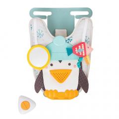 Taf Toys Jouets pour la Siège Voiture Play & Kick Pingouin