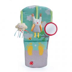 Taf Toys Autostoelspeeltje Play & Kick