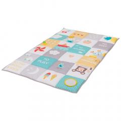 Taf Toys Tapis de Jeu I Love Big Mat Soft Colors