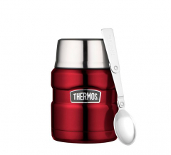 Thermos Foodcontainer King Rood 0,47L