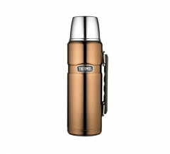 Thermos Bouteille Isotherme King Cuivre 1,2L