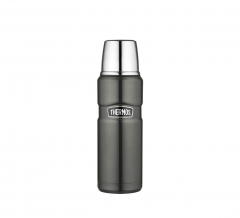 Thermos Bouteille Isotherme King Space Grey 0,47L