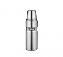 Thermos Bouteille Isotherme King Inox 0,47L